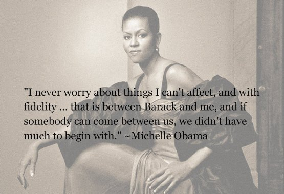 MICHELLE O ON LOVE