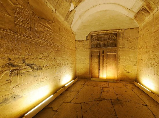 Chapel of Horus, Temple of Seti I, Abydos