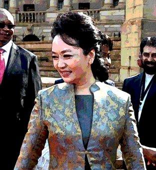 China's First Lady Peng Liyuan