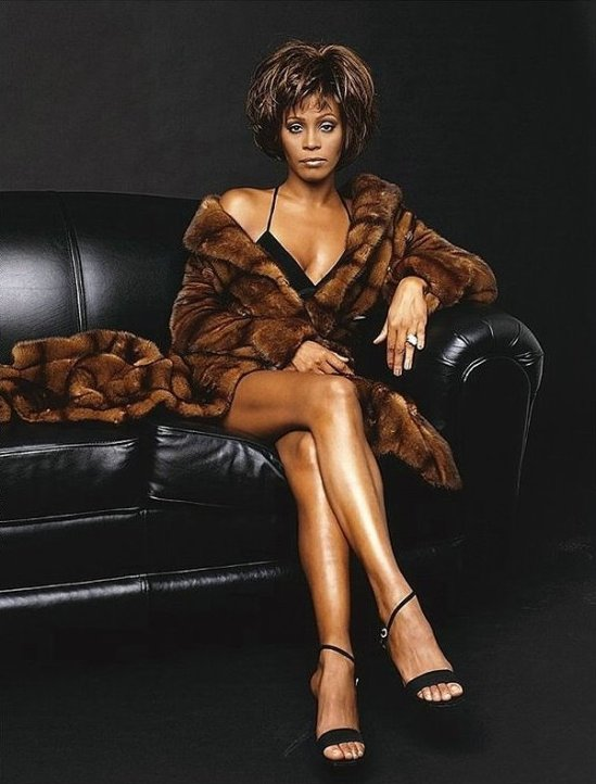 Whitney-Houston-Feet