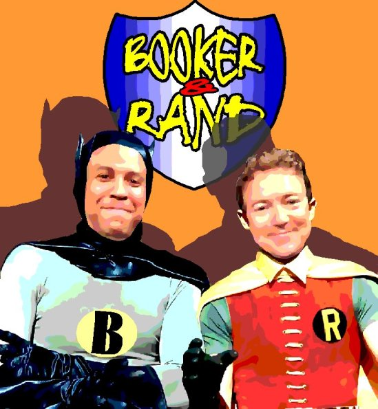 BOOKER RAND DUO.REV