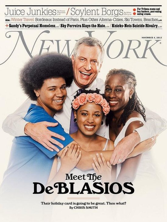 Meet the new First Family of New York!
