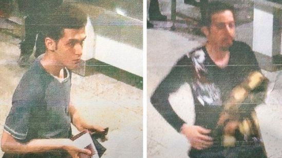 Pouria Nour Mohammad Mehrdad and Delavar Seyed Mohammadreza, said to have boarded Flight MH370 with fake passports.