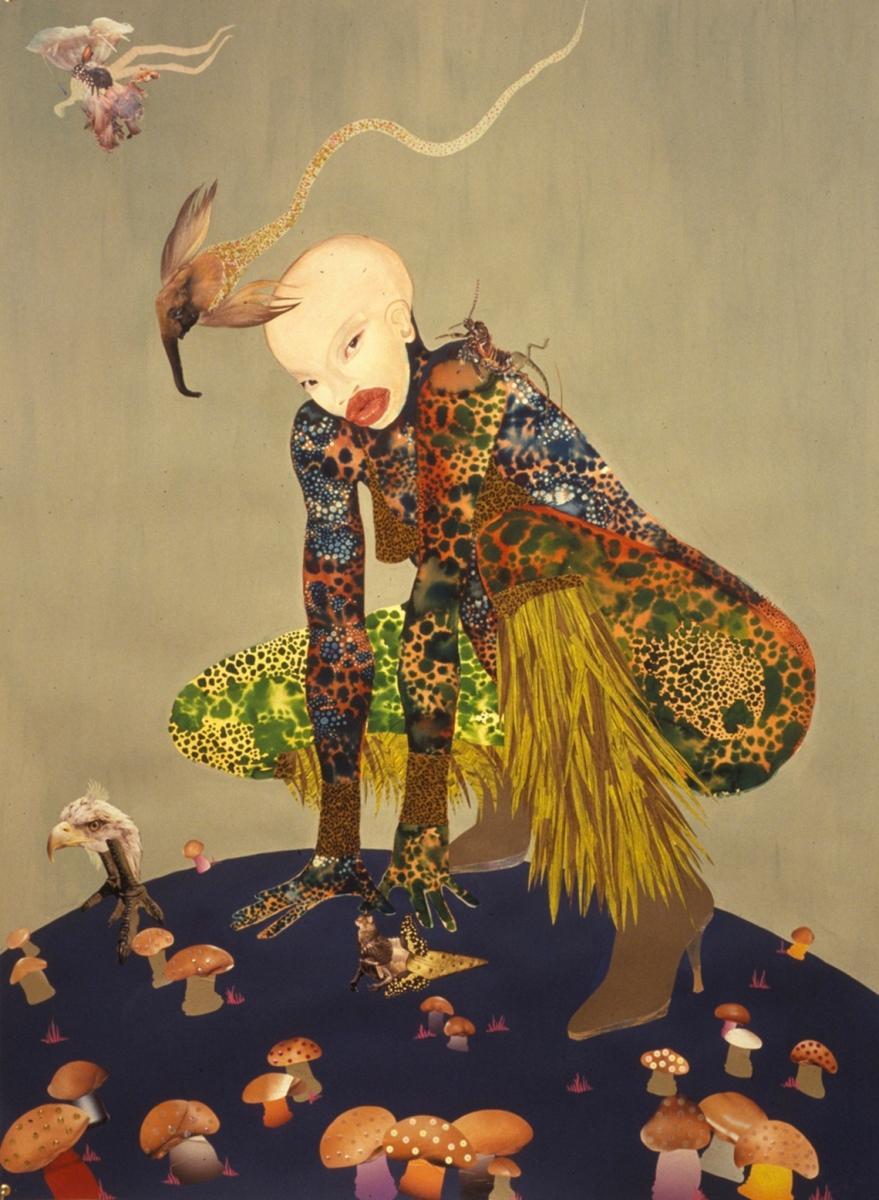 Artist-In-Residence: Kenyan Artist Wangechi Mutu