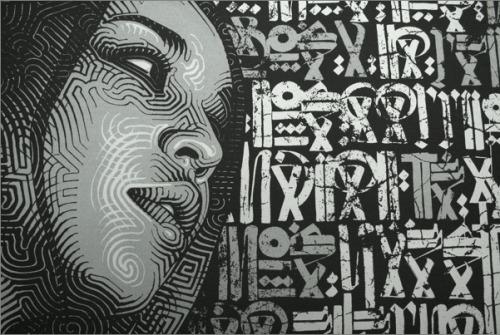 2_Vladimir_Restoin_Roitfeld_Exhibits_RETNA_Graffiti_Artist_New_York
