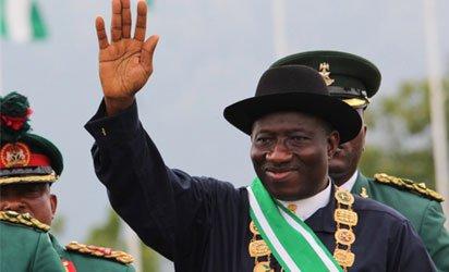 Goodluck Jonathan, President of Nigeria.