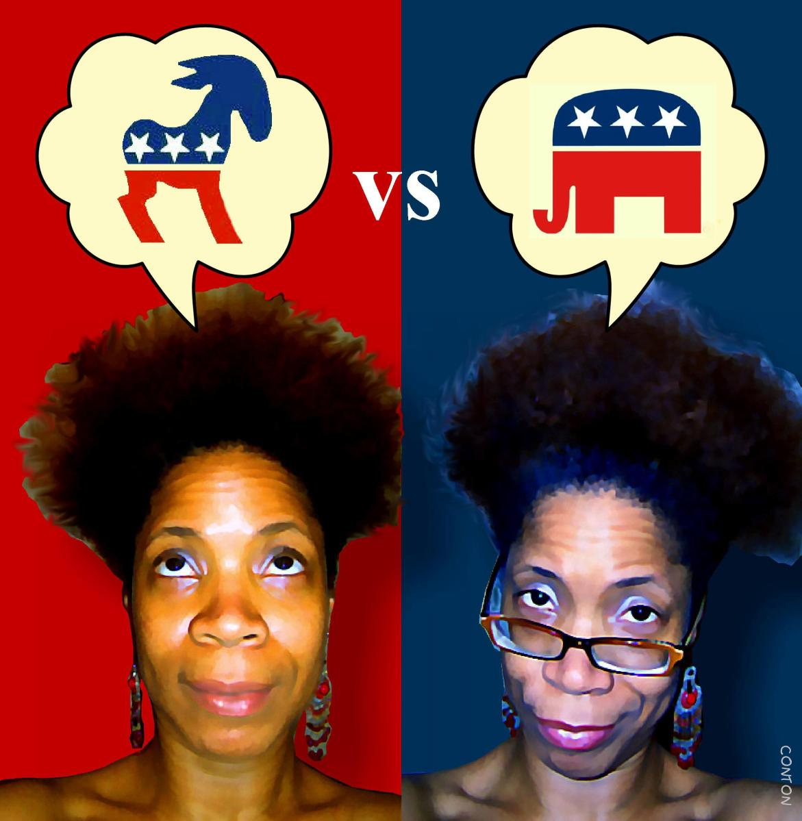 Why Blacks Left The Republican Party & Where Do Black Voters Go From Here?